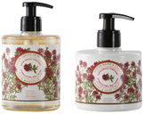 Liquid Soap and Hand and Body Lotion Red Thyme Duo