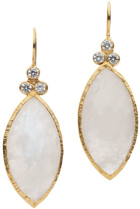 Jaipur Lunar Drop Earrings