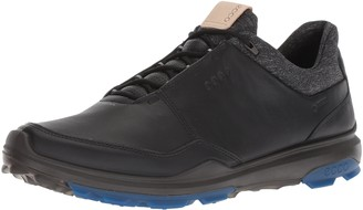 Ecco Mens Biom Hybrid 3 Gtx Mens Golf Shoes