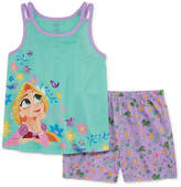 Disney 2-pc. Rapunzel Pajama Set Girls