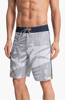 Quiksilver Waterman Collection 'Tropics' Board Shorts White 33