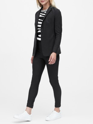 Banana Republic Petite Packable Performance Blazer