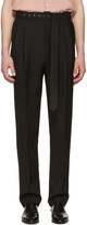 Cmmn Swdn Black Ranger Trousers