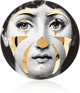 "Fornasetti Clown Makeup"" Plate"