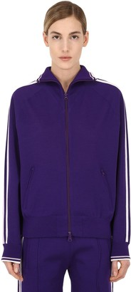 Etoile Isabel Marant Stretch Viscose Jersey Track Jacket