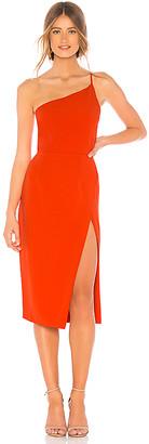Lovers + Friends Lazo Midi Dress