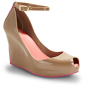 Melissa Patchuli Wedges