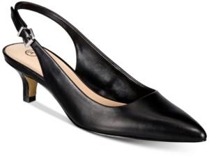 Bella Vita Scarlett Slingback Pumps Women's Shoes