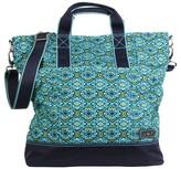 Women's Hadaki Nylon French Market Tote Handbag