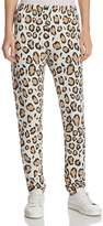 Wildfox Couture Knox Leopard Print Sweatpants