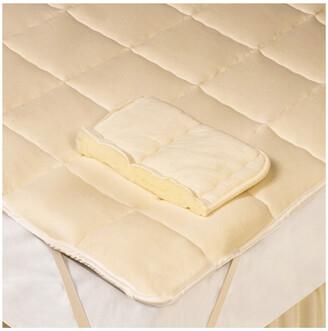 DownTown Company Superior Wool Mattress Pad