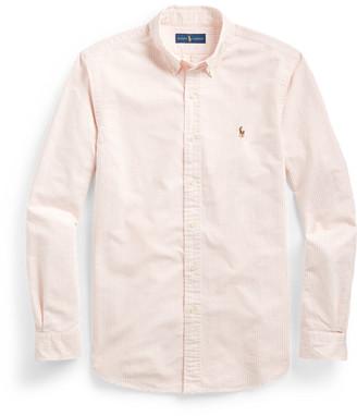 Ralph Lauren Classic Fit Striped Shirt