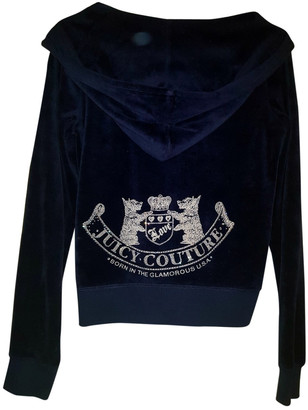 Juicy Couture Navy Velvet Jackets