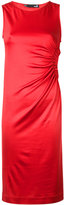 Love Moschino gathered detail dress