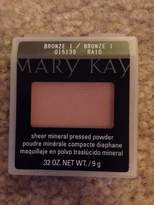 Mary Kay Sheer Mineral Pressed Powder - Bronze 1 by