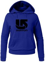 Burton Printed For Ladies Womens Hoodies Sweatshirts Pullover Tops