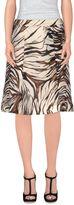Mariella Burani Knee length skirts