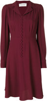 Valentino flared dress - women - Acetate/Viscose - 38