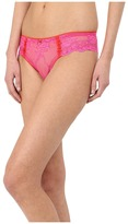 Emporio Armani Sexy Fancy Pop Lace Brazilian Brief Women's Underwear