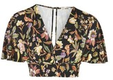 Love **Kimono Sleeve Floral Top