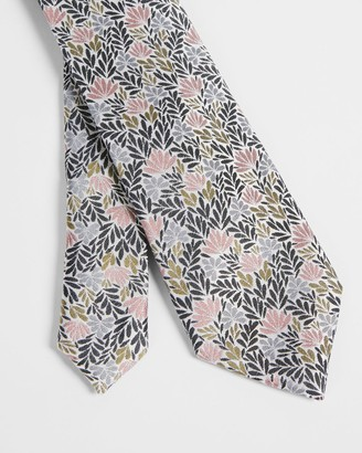 Ted Baker Silk Jacquard Tie