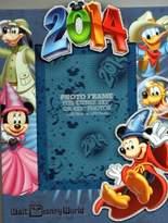 Disney Walt World Mickey & Gang 2014 Photo Picture 4x6 Frame - NEW