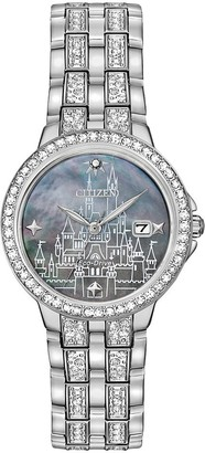 Disney Fantasyland Castle Eco-Drive Watch for Women by Citizen