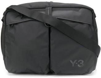 Y-3 Logo Printed Laptop Bag