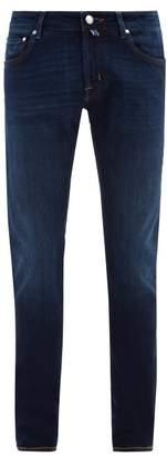 Jacob Cohen Mid-rise Slim-fit Jeans - Mens - Denim