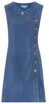 MiH Jeans Lorca Suede Dress