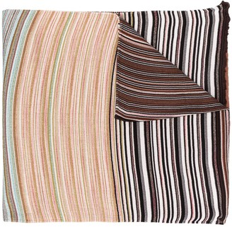 Missoni Striped Lightweight Scarf