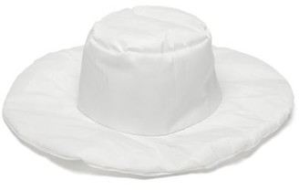 Reinhard Plank Hats - Chai Padded Hat - Womens - White