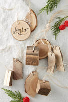 Anthropologie Bark Gift Tag Set