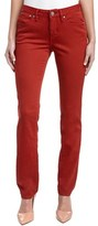 Jag Jeans Janette Red Slim Leg.