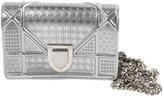 Christian Dior Diorama leather crossbody bag