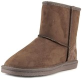 "Lamo 6"" Classic Women Round Toe Synthetic Brown Winter Boot."