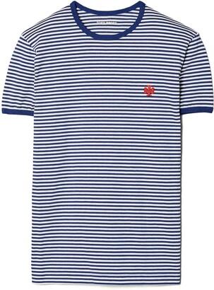 Tory Sport Stripe Ringer T-Shirt
