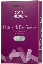 HAIRFINITY Destress & Detox Anti-Oxidant Booster (30 Capsules)