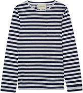 Gucci Lightning stripe cotton t-shirt 4-12 years