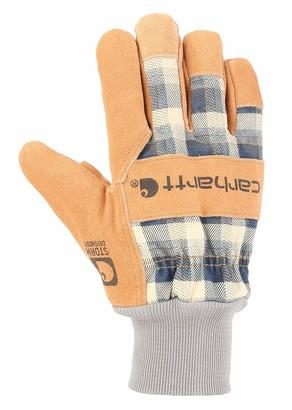 Carhartt Women's Insulated Suede Work Glove with Knit Cuff