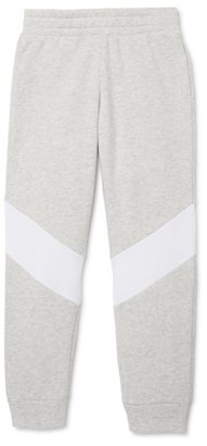 Athletic Works Girls 4-18 & Plus Colorblock Fleece Jogger Sweatpants