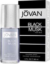 Coty Jovan Black Musk for Men, 3-Ounce Cologne Spray