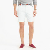 "J.Crew 9"" short in Irish linen twill"