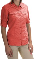 Craghoppers NosiLife Insect Shield® Darla Shirt - UPF 40+, Long Sleeve (For Women)