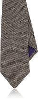 Ralph Lauren Purple Label Men's Grenadine Silk-Cashmere Necktie