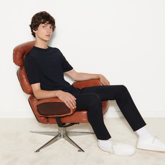Sandro Knit T-Shirt