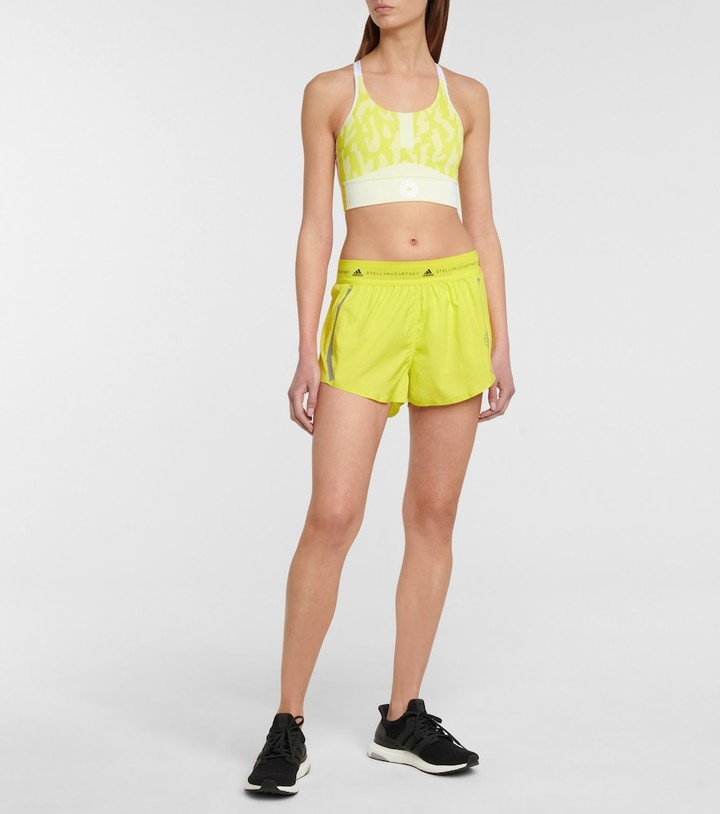 Thumbnail for your product : adidas by Stella McCartney TruePace shorts