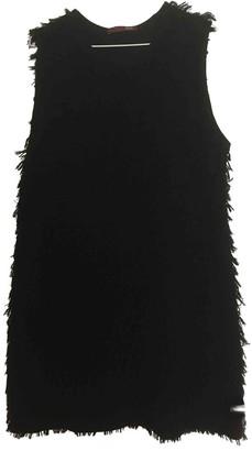 Bally Black Wool Dresses