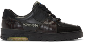 Mephisto Gr Uniforma GR-Uniforma Black Edition Hybrid Marek Sneakers