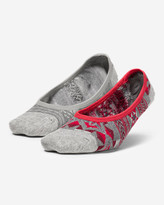 Eddie Bauer Women's Super No-Show Liner Socks - 2-Pack